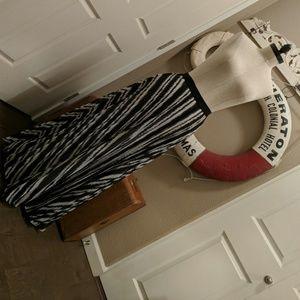 NWT Ann Taylor Maxi Skirt